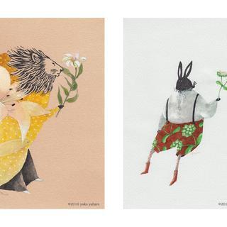 花と動物3