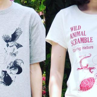 ネイチャーゲームTシャツ