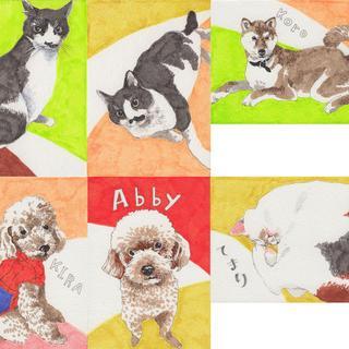 sketch_cat & dog